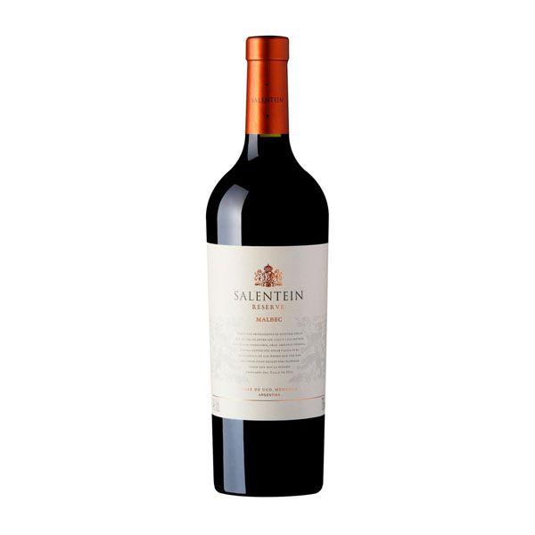 Vinho Tinto Salentein Reserva Malbec 750ml