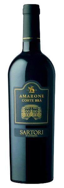 Vinho Tinto Sartori de Verona Amarone Della Valpolicella DOC Corte Brà