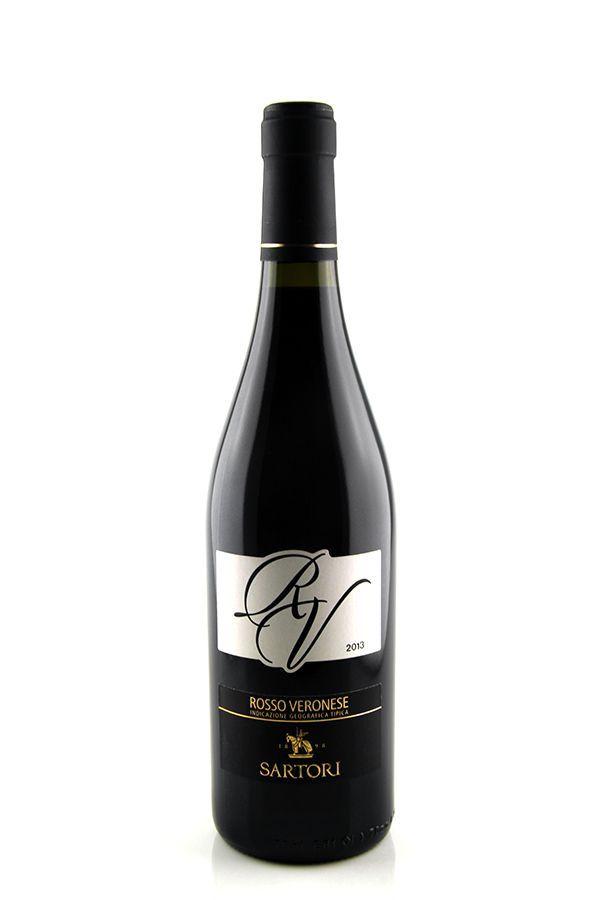 Vinho Tinto Sartori Rosso Veronesse IGT