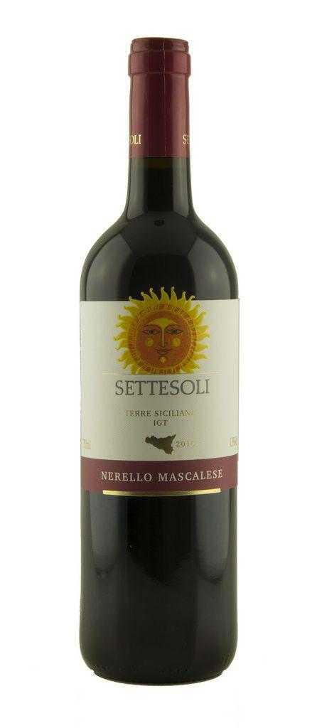 Vinho Tinto Settesoli Nerello Mascalese Terre Siciliane IGT