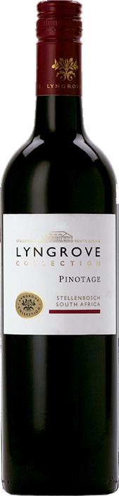 Vinho Tinto Sul-africano Lyngrove Collection Pinotage 2014