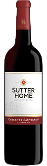 Vinho Tinto Sutter Home Cabernet Sauvignon 2012