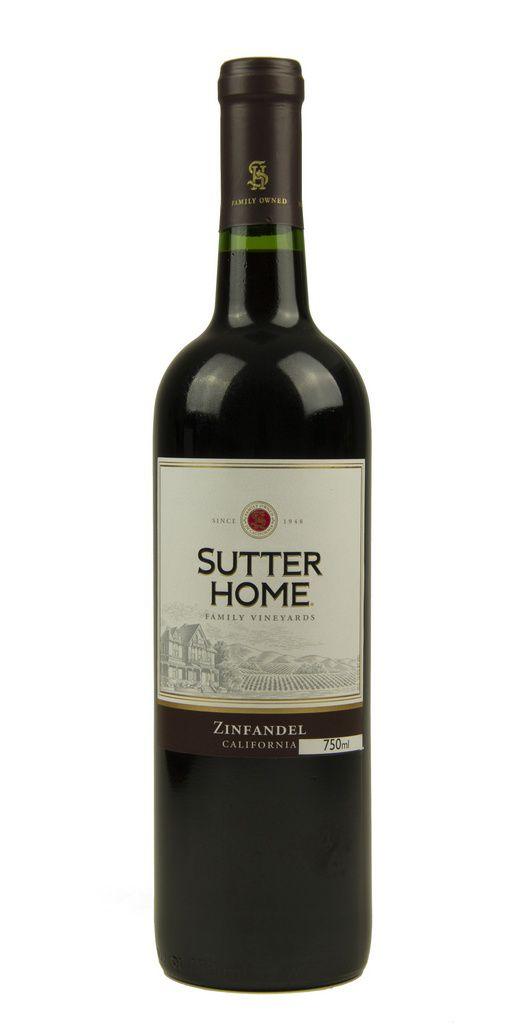 Vinho Tinto Sutter Home Zinfandel 2014