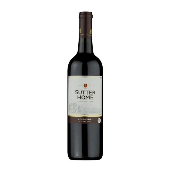 Vinho Tinto Sutter Home Zinfandel 750 ml