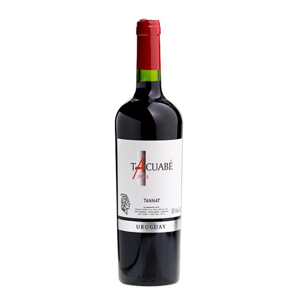 Vinho Tinto Tacuabe Tannat 750ml