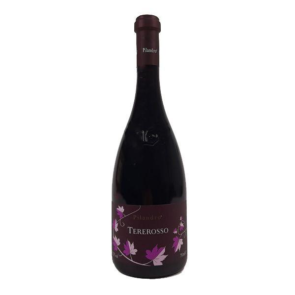 Vinho Tinto Tererosso Pilandro 750ml