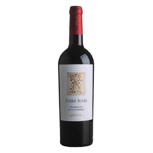 Vinho Tinto Terre Avare Primitivo Di Manduria DOC 750ml
