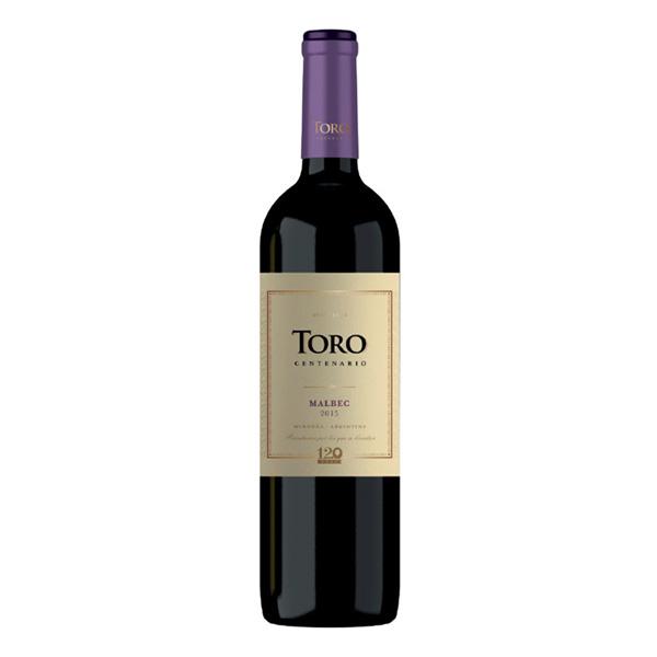 Vinho Tinto Toro Centenário Malbec 750ml