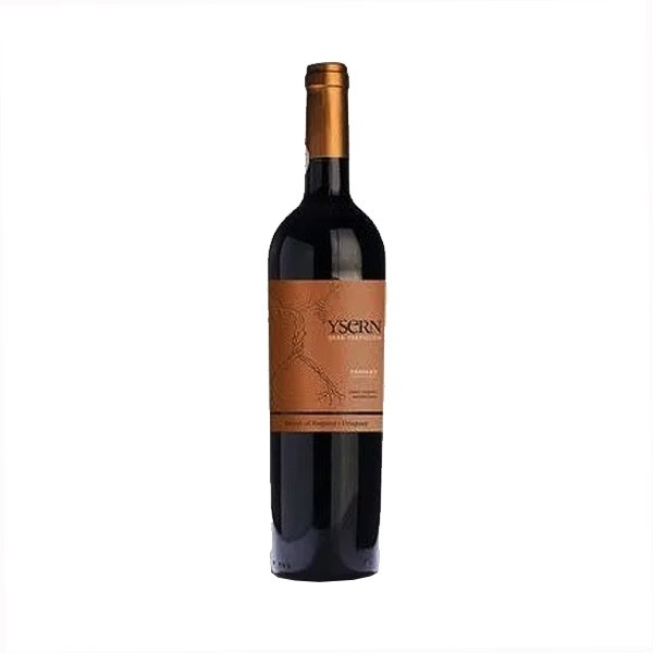 Vinho Tinto Uruguaio Ysern Gran Tradicion Tannat 750ml