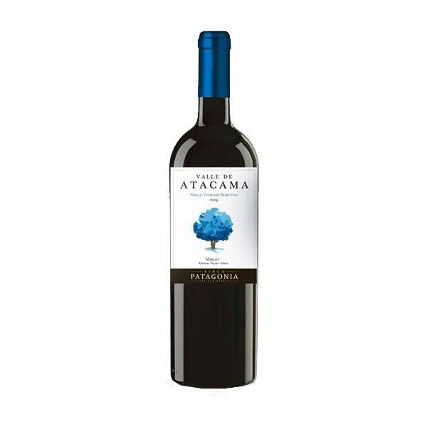 Vinho Tinto Valle do Atacama Merlot 750ml