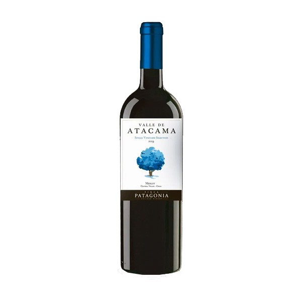 Vinho Tinto Valle do Atacama Merlot 750ml