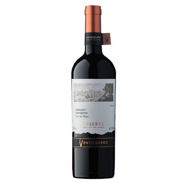 Vinho Tinto Ventisquero Reserva Alma de Los Andes Cabernet Sauvignon