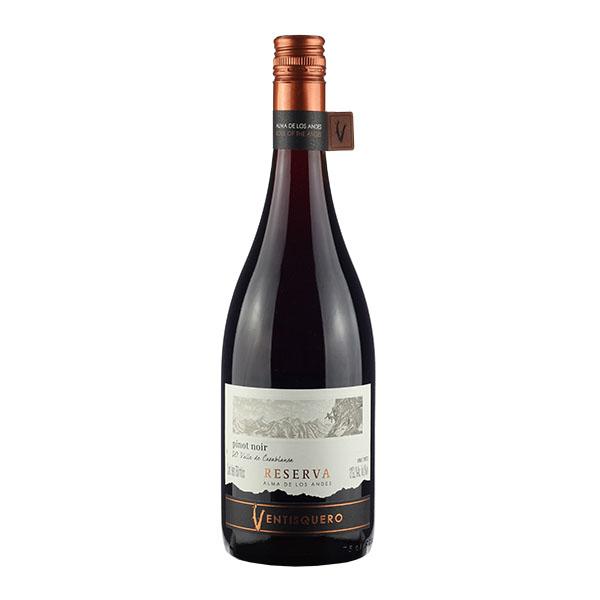 Vinho Tinto Ventisquero Reserva  Pinot Noir 750ML