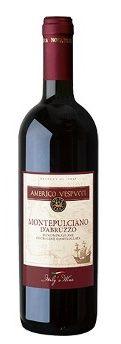 Vinho Tinto Vinho Amerigo Vespvcci Montepulciano D Abruzzo DOC
