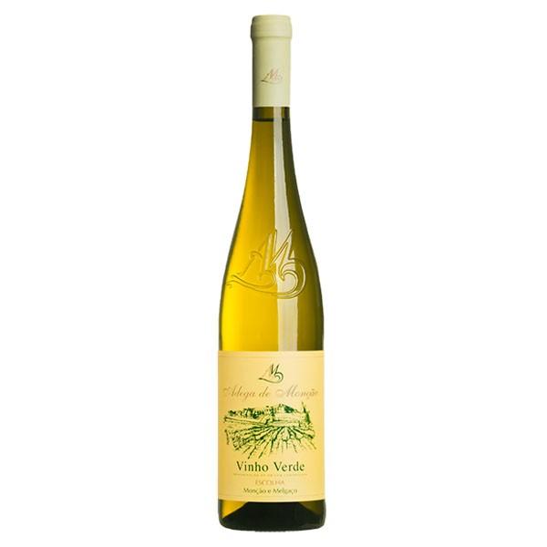 Vinho Verde Branco Adega de Monção 750mL