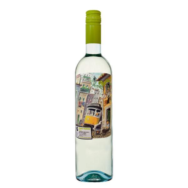 Vinho Verde Branco Porta 6 750ml