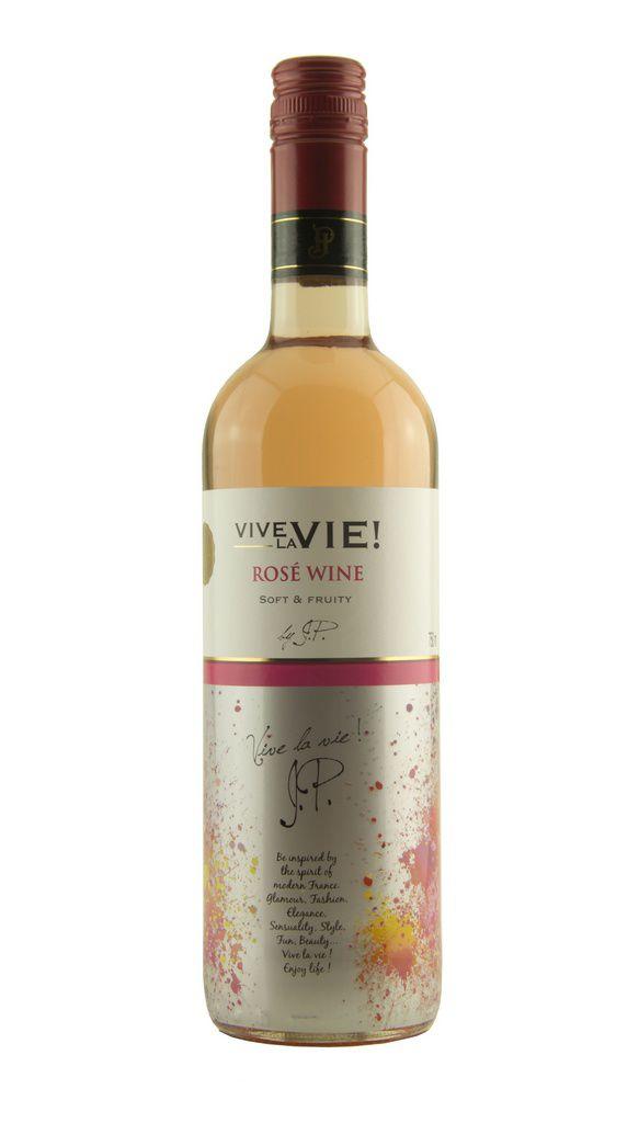 Vinho Vive La Vie! Rosé Wine