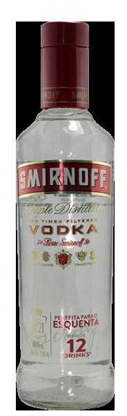 Vodka Smirnoff 600ml