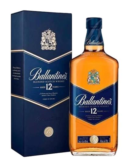 Whisky Ballantine's Finest Blend Scotch