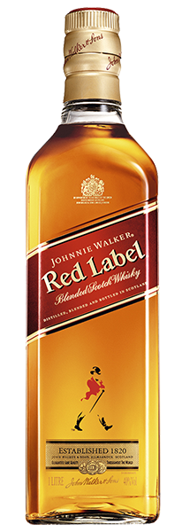 Whisky Johnnie Walker® Red Label 1 litro