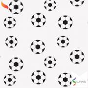 5 metros Tnt Estampado Futebol