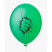 """25 Balão Bexiga hulk 11"""""""