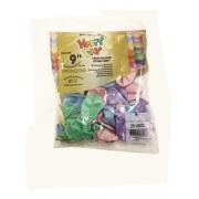 Balão Candy Color Perolizado Sortido - 9 Polegadas - 25 Unidades