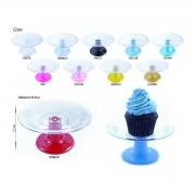 Bandeja mini cake suporte cupcake docinhos - 1 unidade