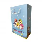 Bolsa de papel baby shark 10 unidades