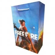 Bolsa de papel free fire 10 unidades