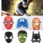 Máscara Infantil Super herói vingadores