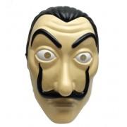 Máscara La Casa de Papel Salvador Dali