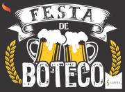 Painel Boteco cerveja 1,4m X 1m