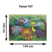 Painel safari tnt 1m x 1,40m