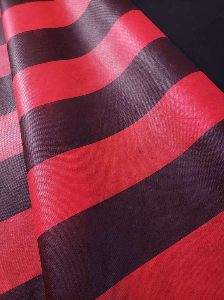 2 metros tnt flamengo listrado vermelho e preto