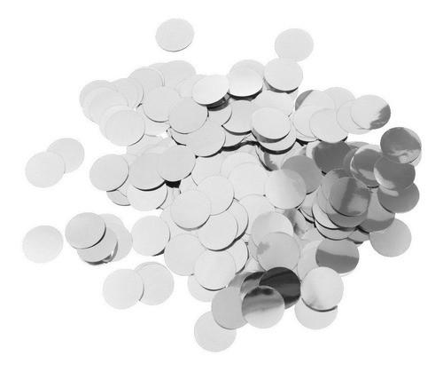 4 Bubble Balão Transparente 18'' + 2 pacote de Confete