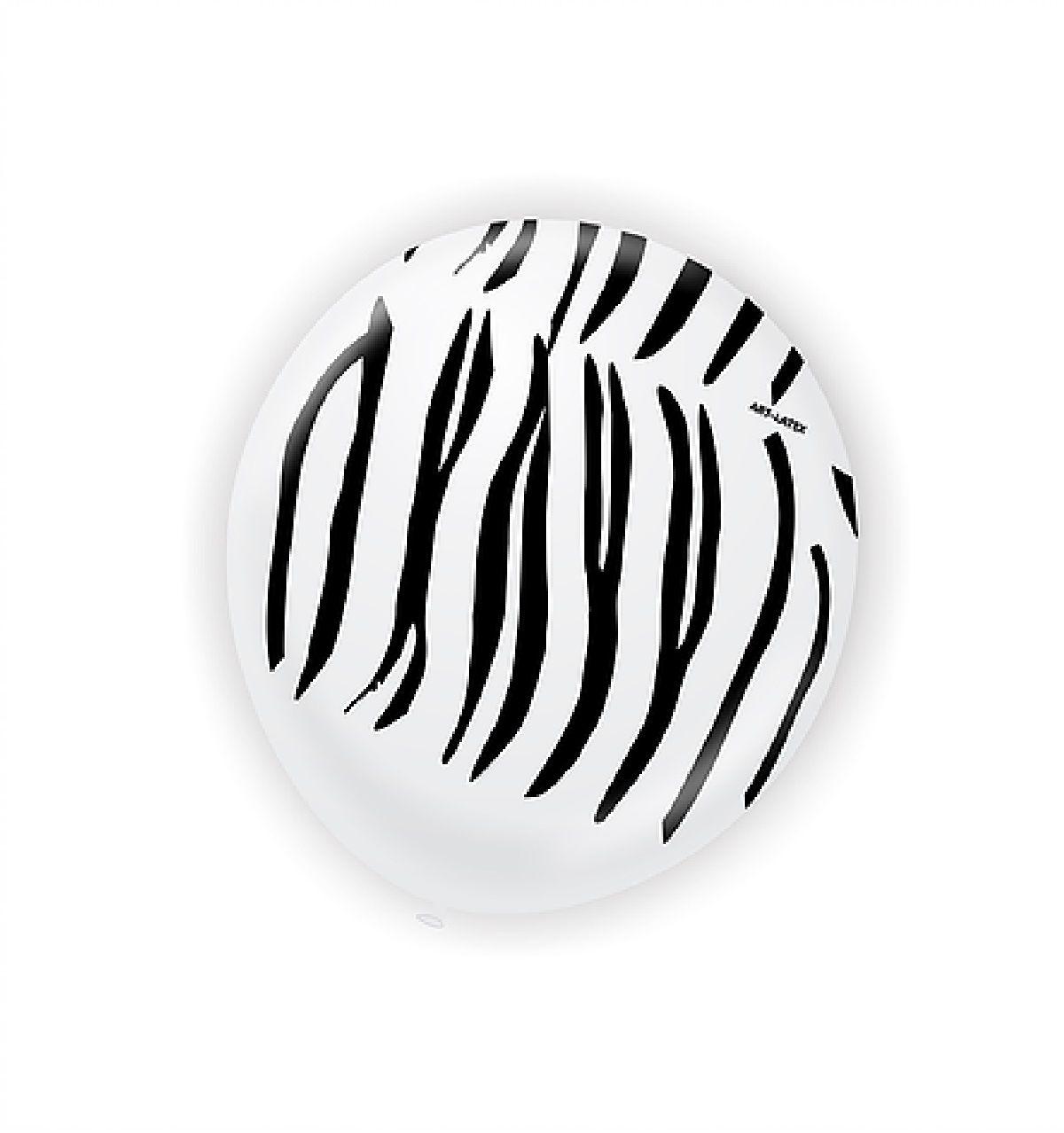 25 Bexiga Zebra Safari N 11