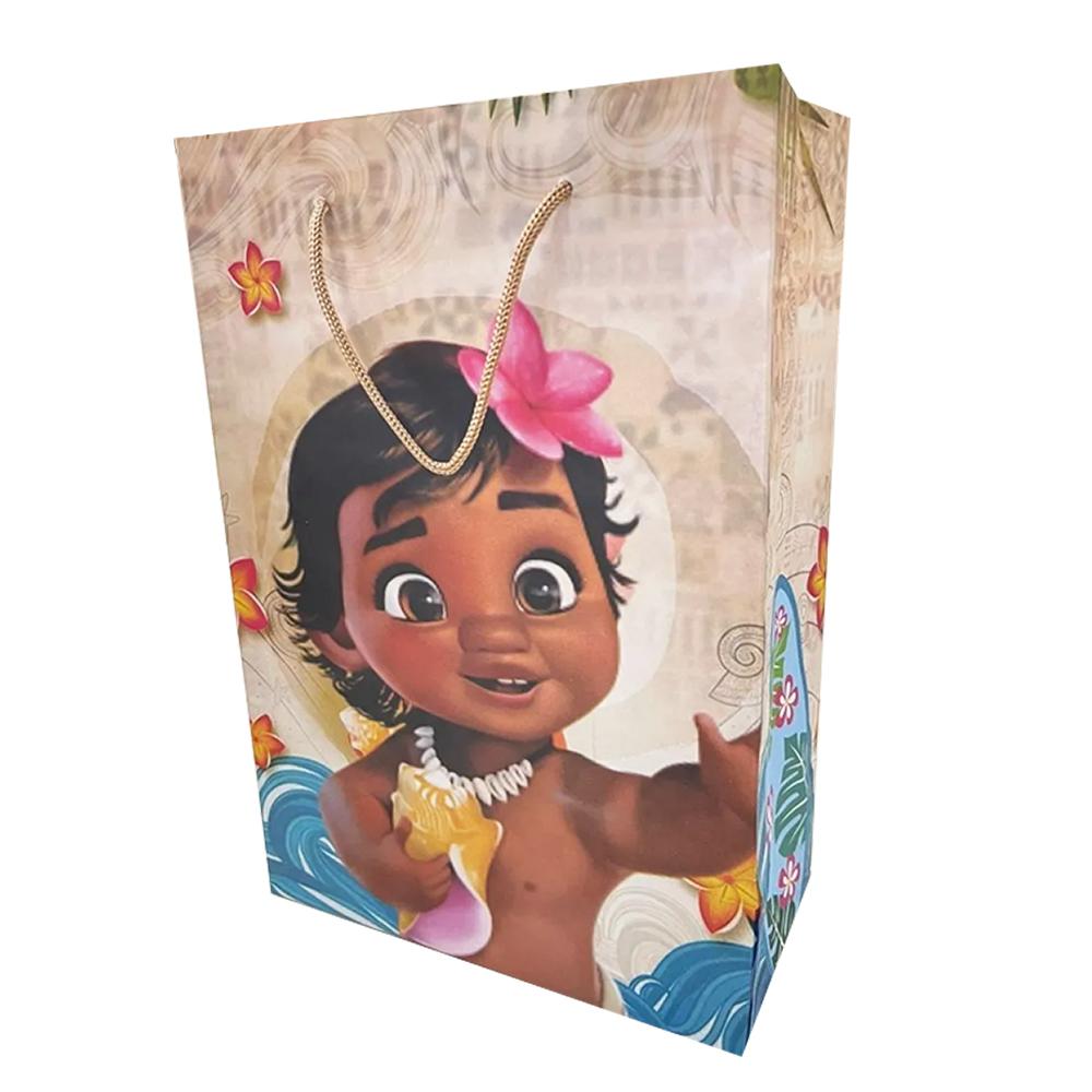 Bolsa de papel moana baby 10 unidades
