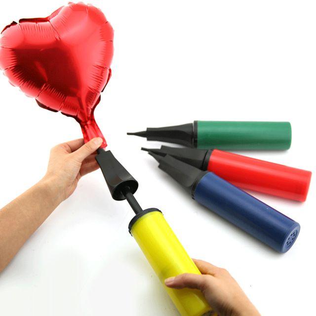 Bomba Manual para bexigas e balões