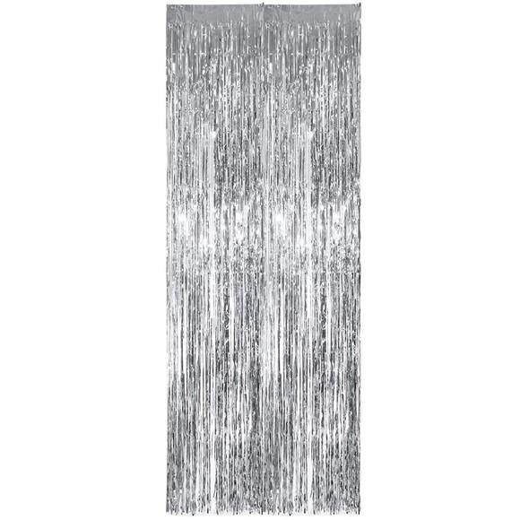 Cortina de Fita Metalizada 2mx1m