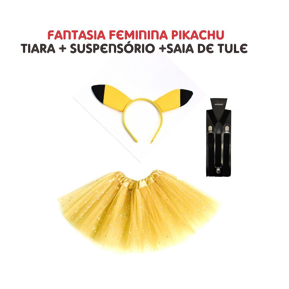 Fantasia Pikachu