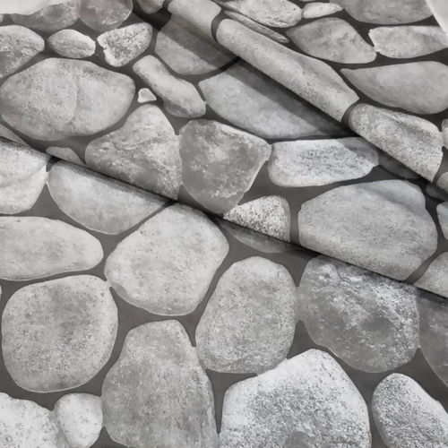 Tnt Estampado Pedra Rocha Rústica 1,4m X 2m