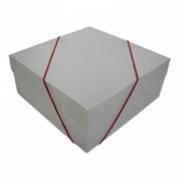 Caixa Plástica para Presente Transparente