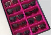 Porta Óculos Aveludado PINK