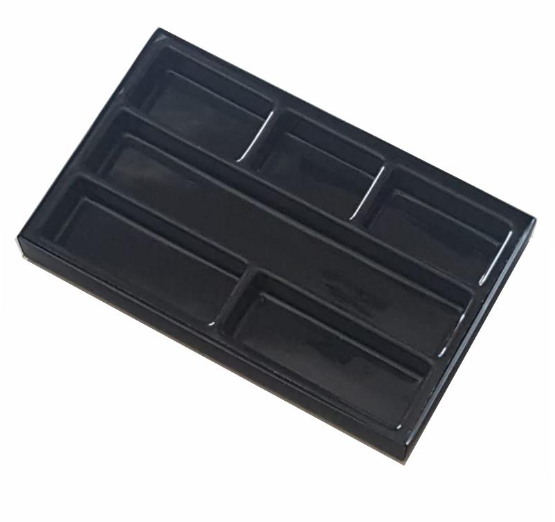 Porta Acessórios p/ Gavetas com Caixa PRETO