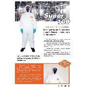 Vestimenta De Proteção Macacão Super 100