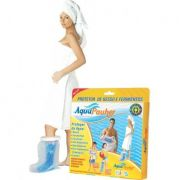 Aqua Pauher protetor de gesso e ferimentos - INFERIOR