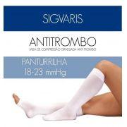 MEIA ANTITROMBO SIGVARIS 3/4 - PANTURRILHA 18-23mmHg - PONTEIRA ABERTA