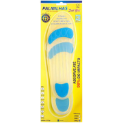 Palmilha Sob Gel 100% silicone