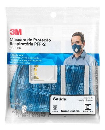 Máscara De Proteção Pff-2